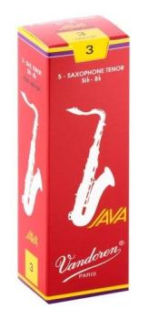 Vandoren Tenor Sax Java Red Cut Reed 3 (Box 5)
