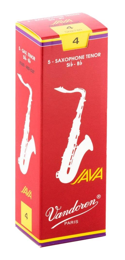 Vandoren Tenor Sax Java Red Cut Reed (Box 5)