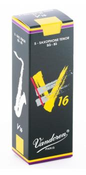 Vandoren V16 Tenor Sax Reed (Box 5)