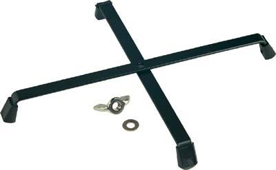 Konig & Meyer Single Folding Cross Base