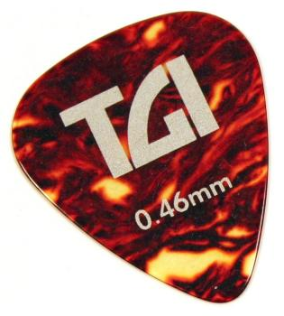 Plectra T-Shell Pick - 6 Pack 0.46mm