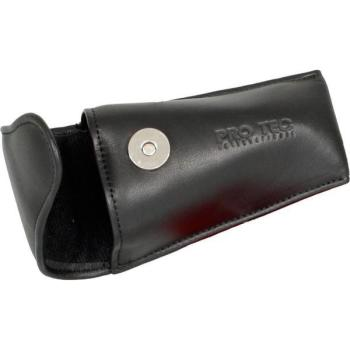 Pro Tec Deluxe Leather Single Mouthpiece Pouch for Tuba