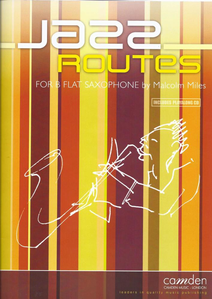 Jazz Routes for Bb Saxophone