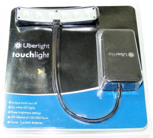 Touchlight Music Stand Light