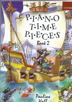 Pauline Hall: Piano Time Pieces Book 2 (2004 Edition)
