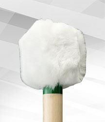 CBD2-Green Trim (Small) Mallet - Concert Bass Drum