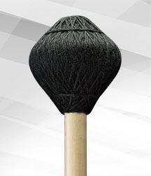 GM1-Black Yarn (General) Mallet - Gong