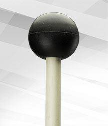 Mike Balter BB27-Rubber (Medium) Mallet -Balter Basics