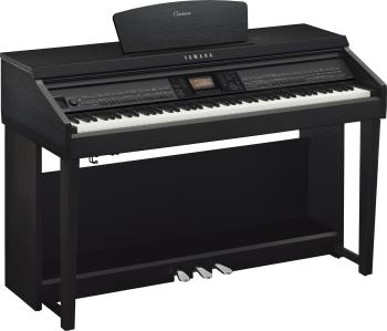 Yamaha Clavinova Digital Piano CVP-701B in Black Walnut