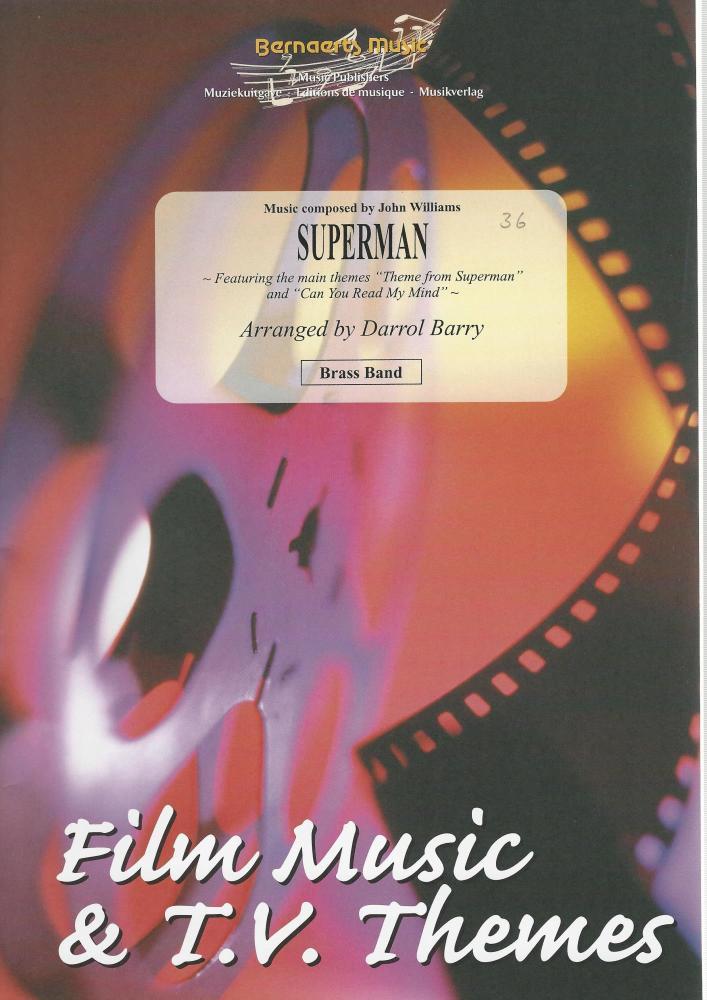 Superman for Brass Band - John Williams, arr. Darrol Barry