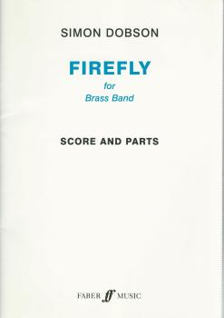 Firefly for Brass Band (Score Only) - Simon Dobson