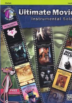 Ultimate Movie Instrumental Solos - Clarinet