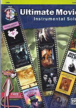 Ultimate Movie Instrumental Solos - Cello