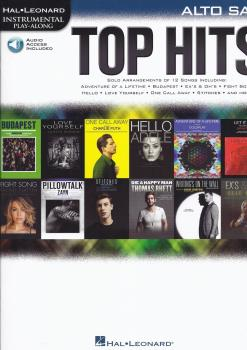 Top Hits - Alto Saxophone