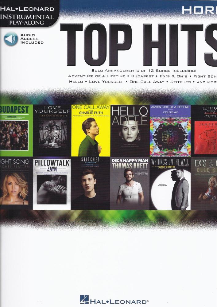 Top Hits - Horn
