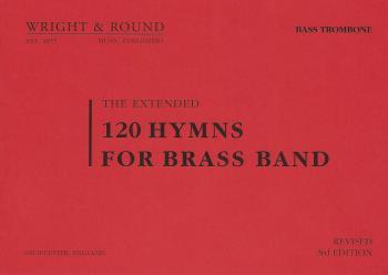 120 Hymns for Brass Band Bass Trombone