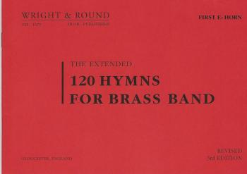 120 Hymns for Brass Band 1st Eb Horn
