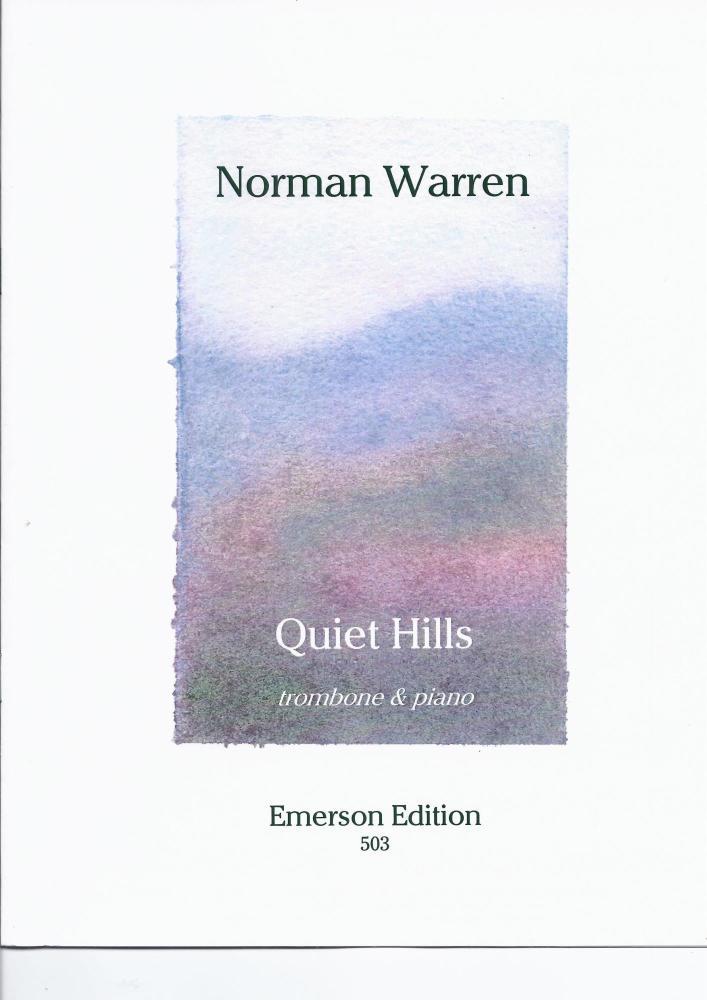 Quiet Hills (Warren) - Trombone