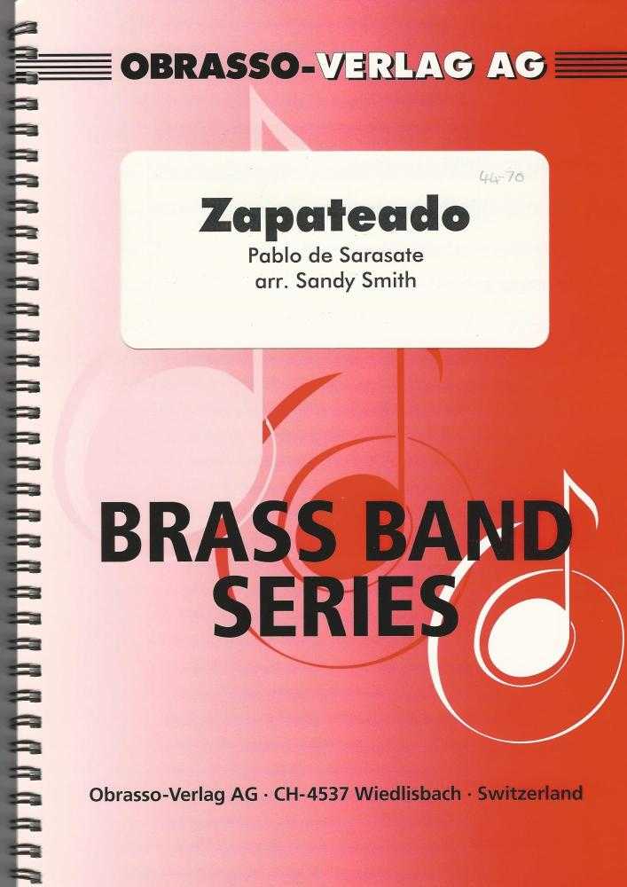 Zapateado for Brass Band - Pablo de Sarasate arr. Sandy Smith