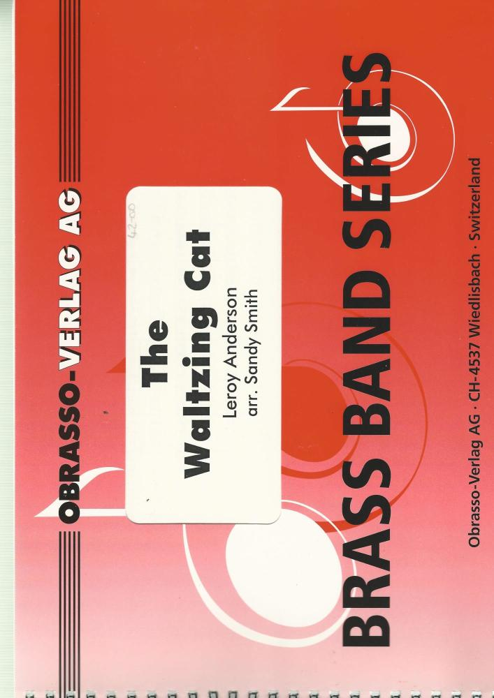 The Waltzing Cat for Brass Band - Leroy Anderson arr. Sandy Smith