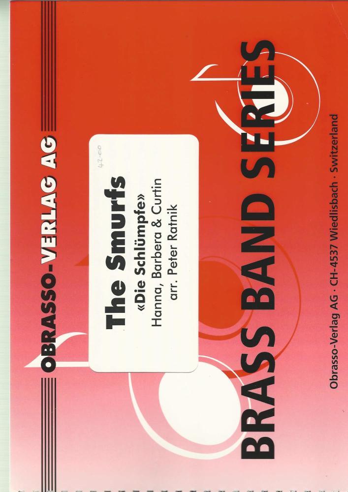 The Smurfs for Brass Band - Hanna, Barbera & Curtin arr. Peter Ratnik