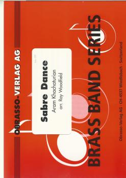 Sabre Dance for Brass Band - Aram Khachaturian arr. Ray Woodfield