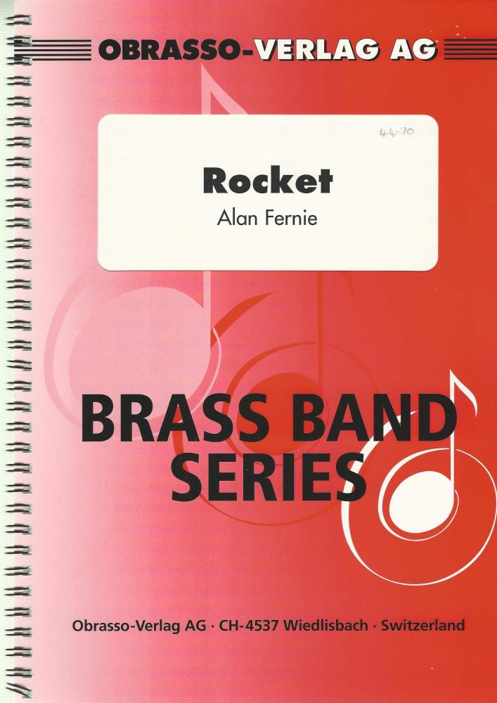 Rocket for Brass Band arr. Alan Fernie