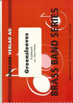 Greensleeves for Brass Band - Traditional, arr. Alan Fernie