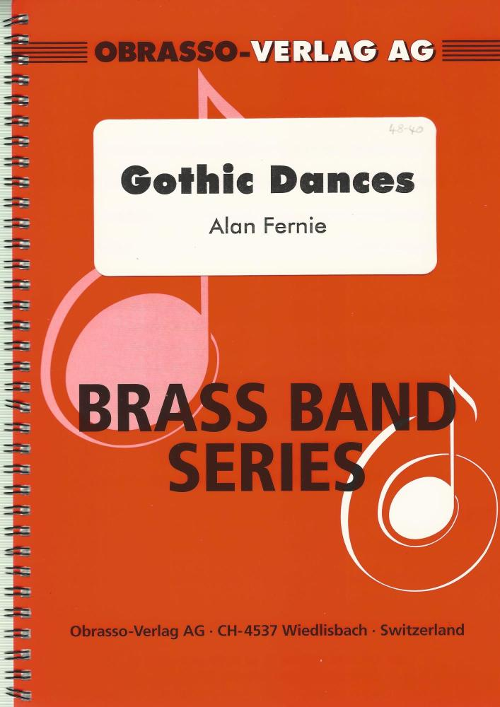 Gothic Dances for Brass Band - arr. Alan Fernie
