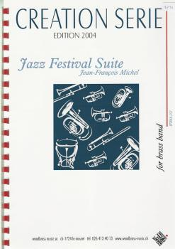 Jazz Festival Suite for Brass Band - Jean-Francois Michel