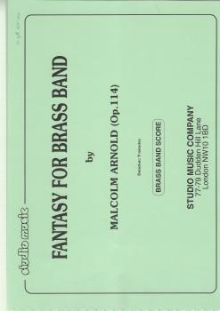 Fantasy for Brass Band - Malcolm Arnold (Op. 114)