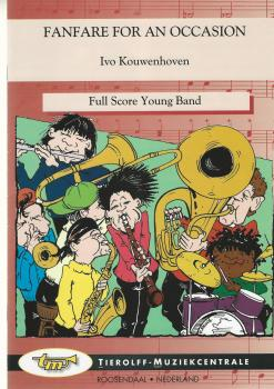 Fanfare for an Occasion for Brass Band (4 part level 2) - Ivo Kouvenhoven