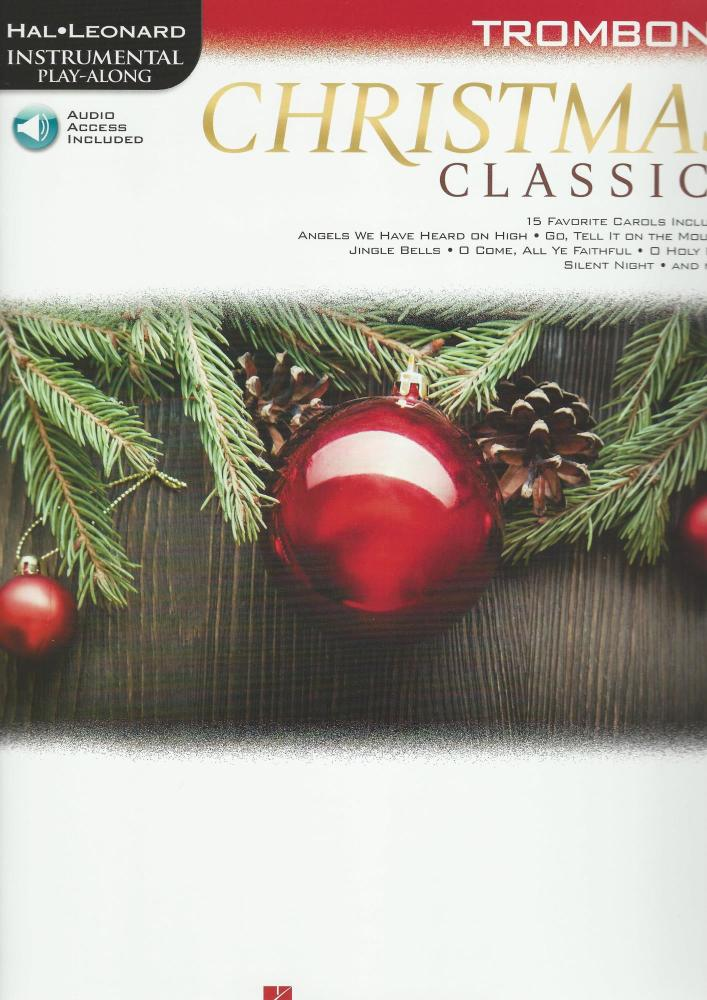 Christmas Classics - Trombone