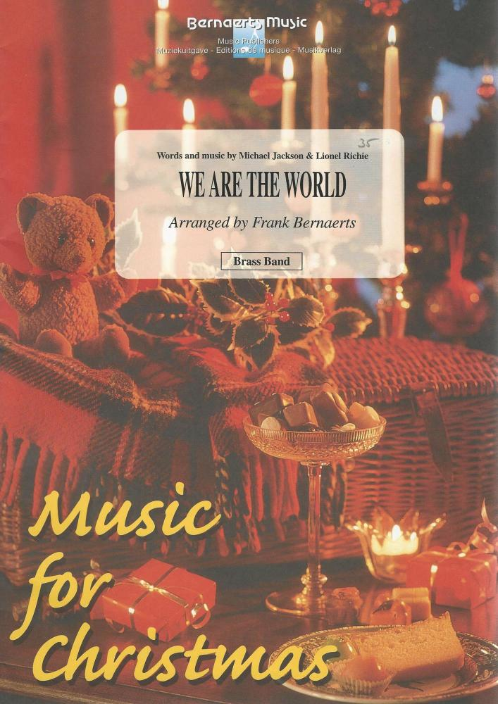 We Are The World for Brass Band - arr. Frank Bernaerts