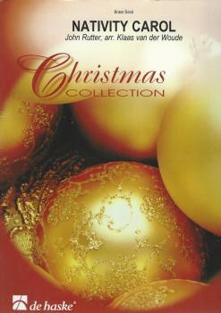 Nativity Carol for Brass Band - John Rutter, arr. Klaas van der Woude
