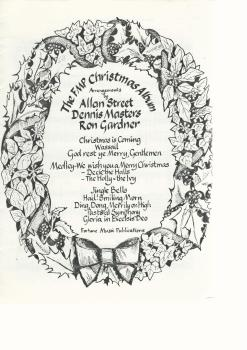 The FMP Christmas Album for Brass Band - arr. Allan Street, Dennis Masters, Ron Gardner