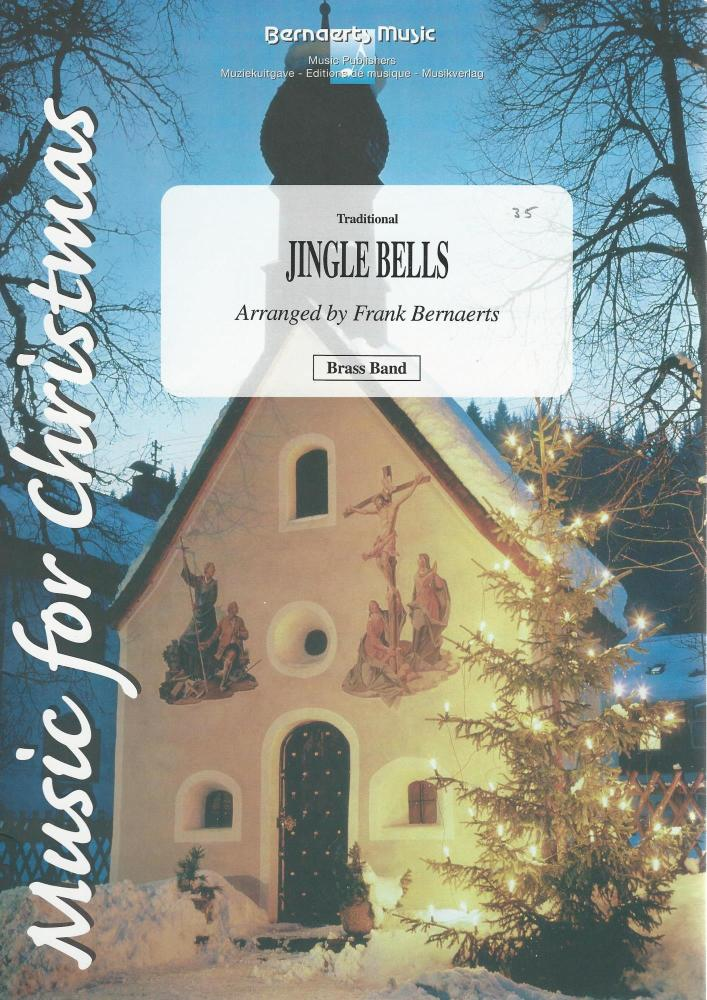 Jingle Bells for Brass Band - arr. Frank Bernaerts
