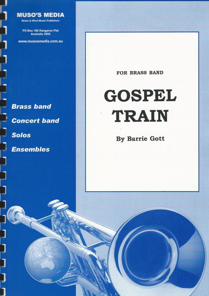 Gospel Train for Brass Band - Barrie Gott