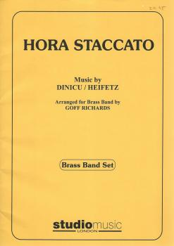 Hora Staccato for Brass Band - Dinicu/Heifetz arr. Goff Richards