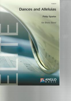 Dances and Alleluias for Brass Band (Study Score Only) - Philip Sparke