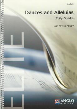 Dances and Alleluias for Brass Band (Score Only) - Philip Sparke