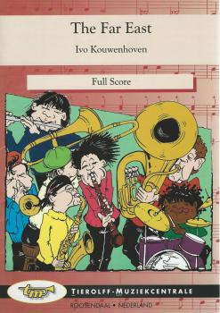 The Far East for Brass Band (4 part, level 1) - Ivo Kouwenhoven