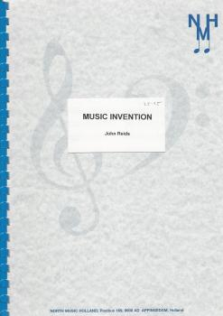 Music Invention for Brass Band - John Reids