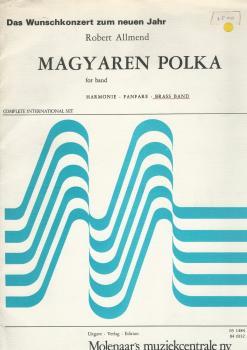 Magyaren Polka for Brass Band - Robert Allmend