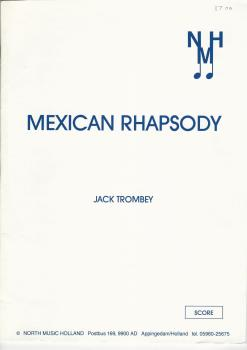 Mexican Rhapsody for Brass Band - Jack Trombey