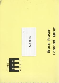 Games for Brass Band - Bruce Fraser