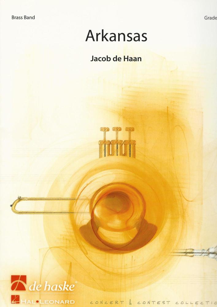Arkansas for Brass Band - Jan de Haan