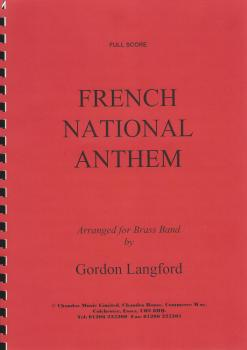 French National Anthem for Brass Band - Gordon Langford