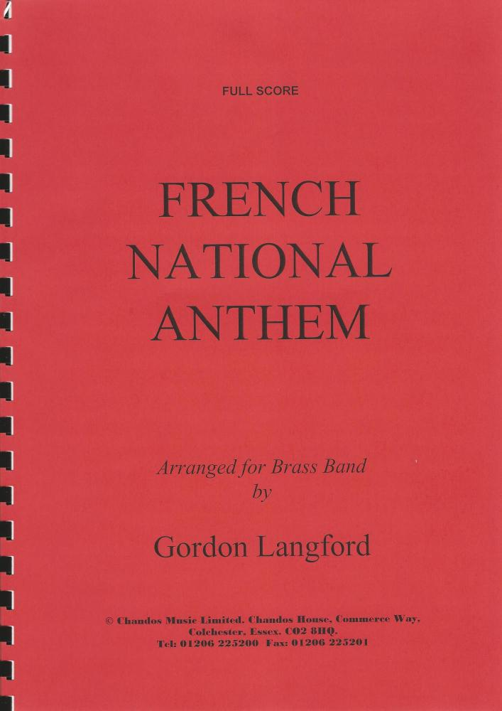 French National Anthem for Brass Band - Gordon Langford