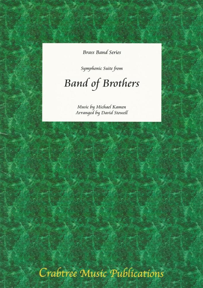 Band of Brothers for Brass Band - Michael Kamen, arr. David Stowell